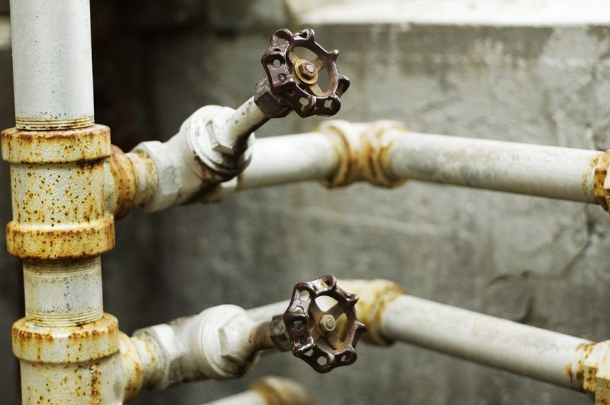 how to find your main water shut off valve