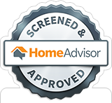 SewerTV HomeAdvisor Screened and Approved